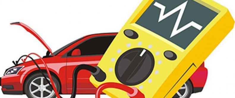 диагностика электроники автомобиля