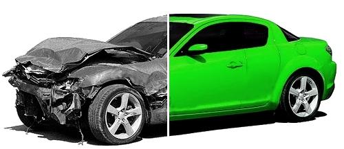 Битый или новый автомобиль
